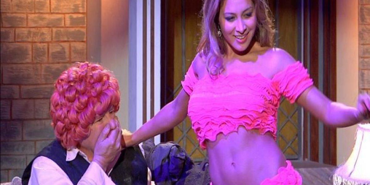 [FOTOS] Ex Miss Reef hará sufrir al Profesor Rossa en