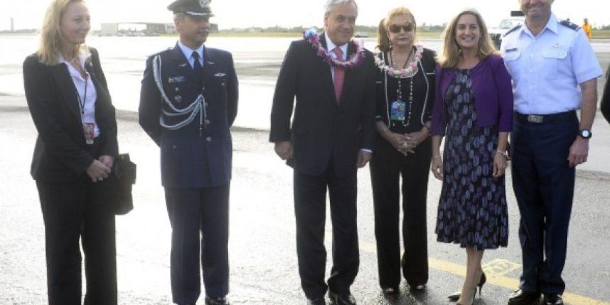 Presidente Piñera quiere bucear en Hawaii durante su estadía en la Cumbre Apec