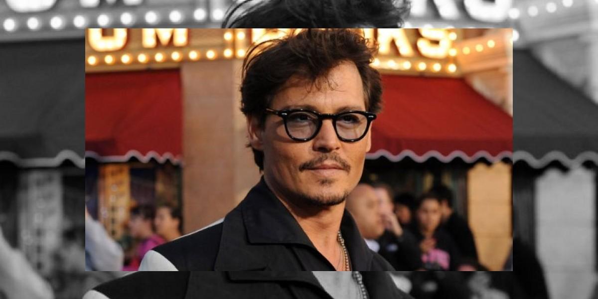 Último deseo de Johnny Depp: Al morir quiere que lo entierren en un barril de whisky