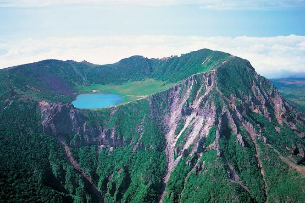 Isla de Jeju, en Corea del Sur Foto:EFE. Imagen Por: