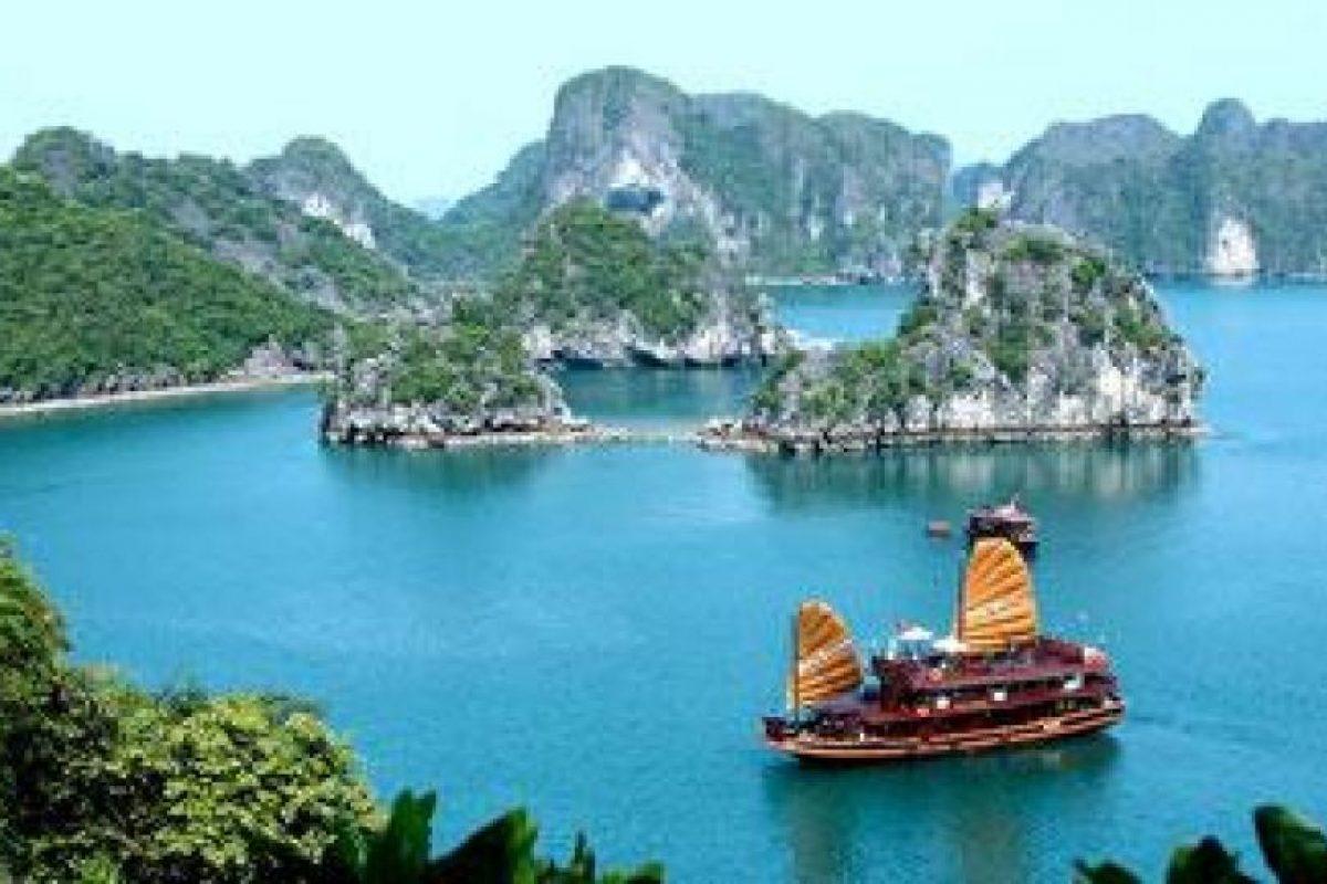 bahía de Halong, Vietnam Foto:new7wonders.com. Imagen Por: