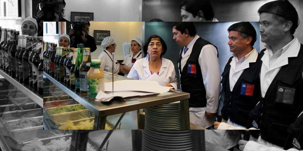 30 personas sufren intoxicación por consumir comida en mal estado