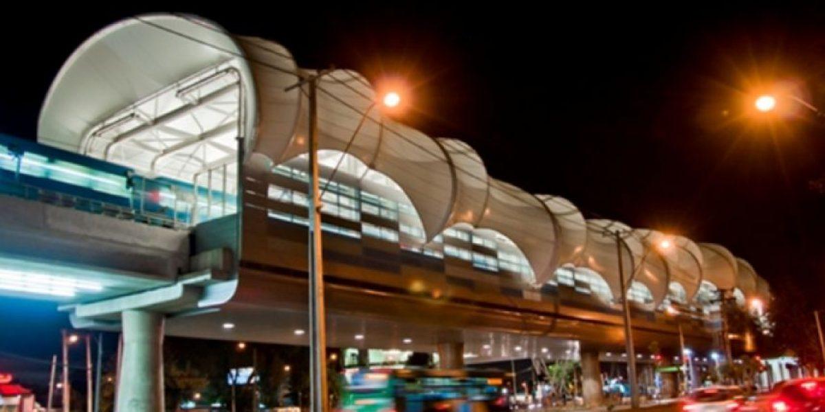 Estos techos del Metro de Santiago ganan importante premio a nivel mundial