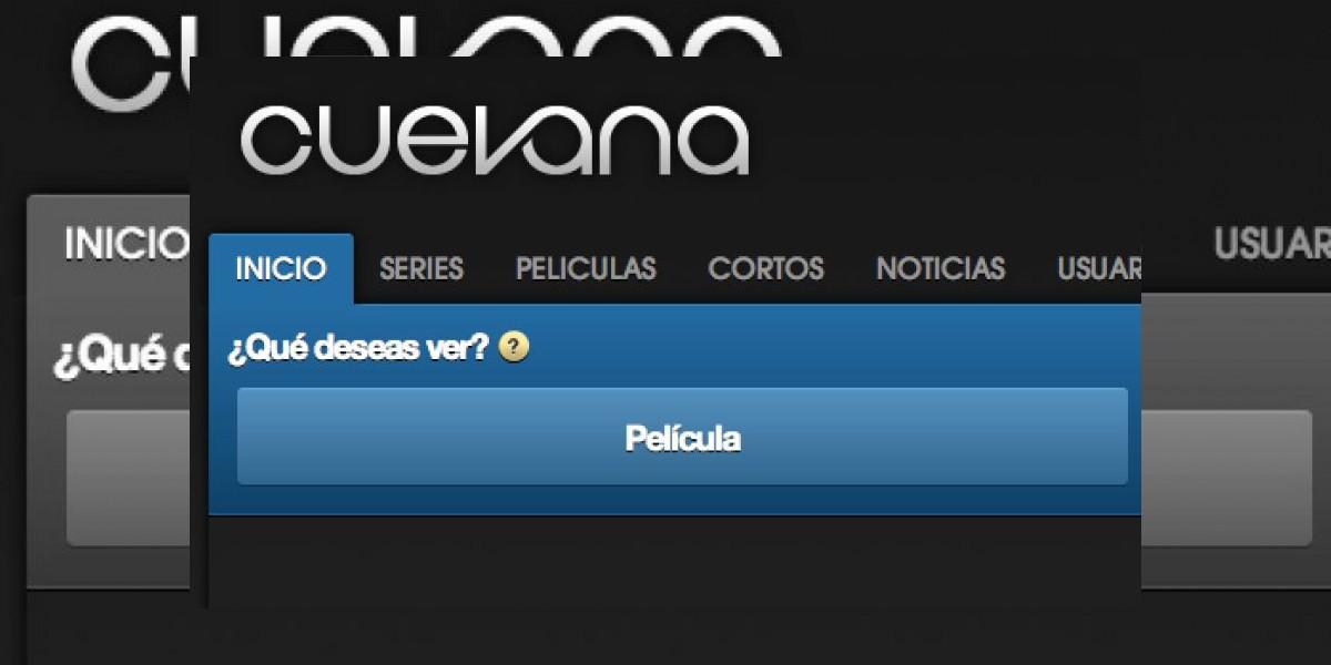 Lanza Cuevana nuevo sitio y provoca reacciones en Twitter