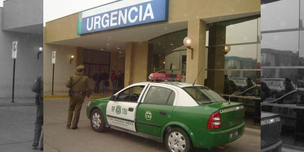 Carabinero grave tras recibir varias puñaladas en Independencia