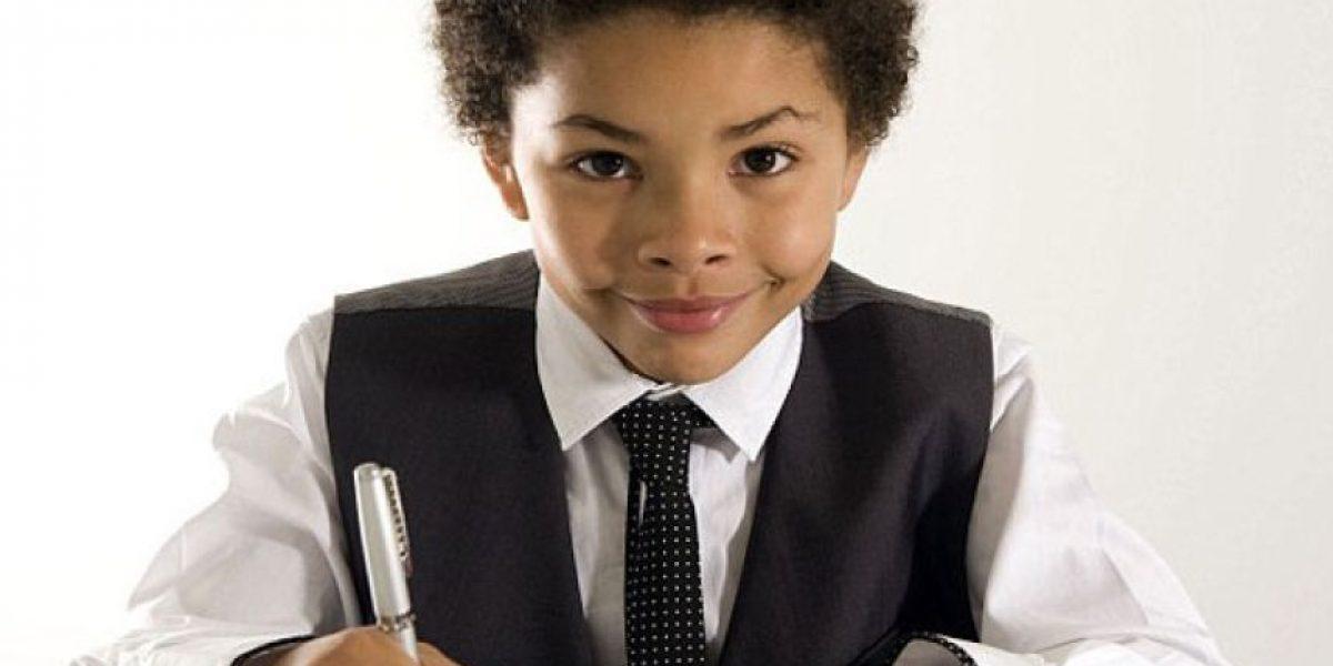 Este niño de 8 años se hizo millonario vendiendo bolitas