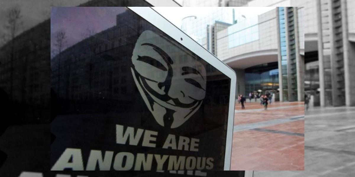 El FBI confirma que Anonymous interceptó una llamada con Scotland Yard