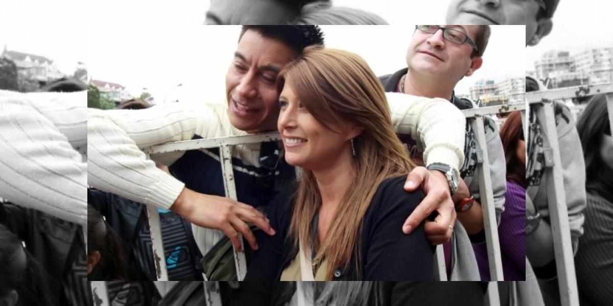 "Macarena Pizarro: ""No envidio a Eva, la compadezco"""