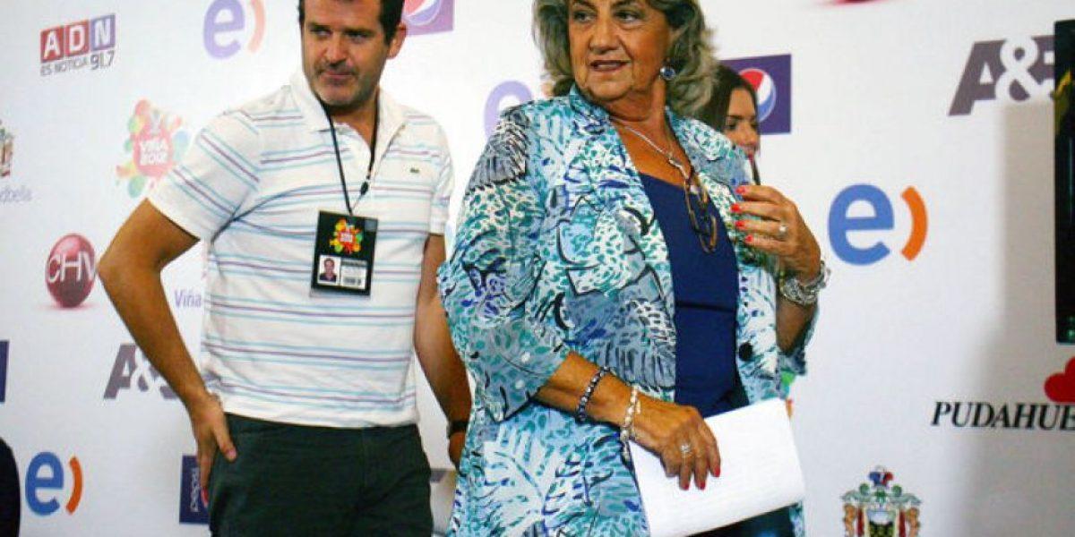 Director del Festival y Alcaldesa hacen