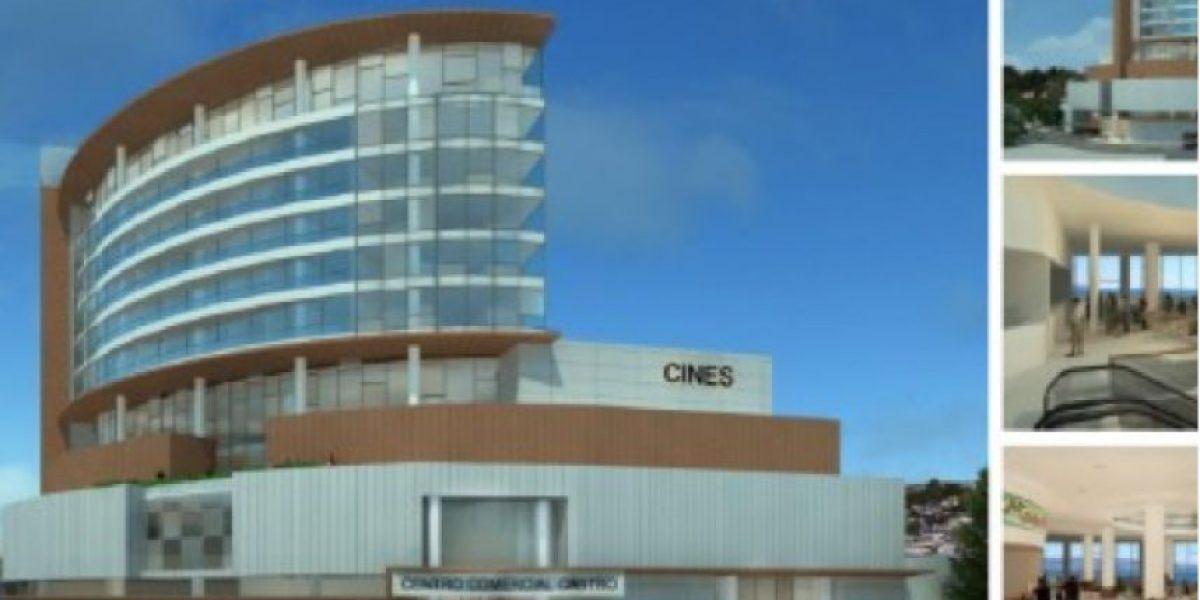 [VIDEO] Gran polémica ha causado la construcción del mall en Castro