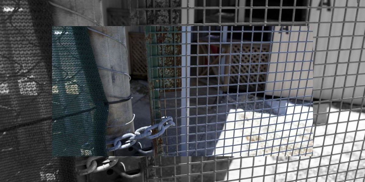 Insólito: Los mantenía secuestrados dentro de la cárcel