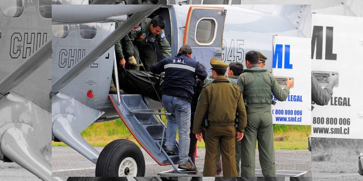 El SML identifica a la segunda víctima fatal del accidente aéreo en Quellón