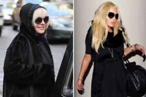 Debbie Harry – Lindsay Lohan . Imagen Por: