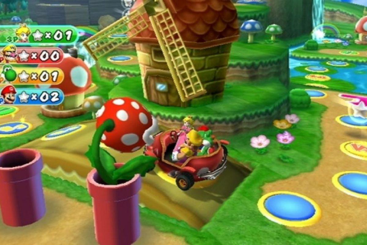 En Mario Party 9 se reduce drásticamente el tiempo de espera entre turnos y sólo hay minijuegos que encuentras eventualmente. Imagen Por: