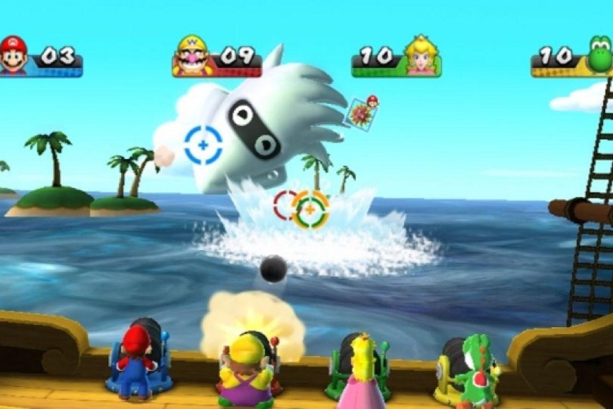 Cuando enfrentes minijuegos de precisión, no será necesario darte de topes con el Wii Remote, basta con ocupar los botones, pero aún los que requieren apuntar con el control, son sencillos. Imagen Por: