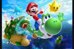 """4. Super Mario Galaxy 2 La versión del 2010 muestra al bigotudo Mario como un héroe 3D lleno de color y luz, mucho mejor que el personaje deSuper Mario 64. """"La lógica coherente del mundo que Mario habita, junto con una agradable sensación de solidez de los entornos, permite al jugador participar más plenamente en la exploración de ese mundo"""", explica Melissinos.. Imagen Por:"""