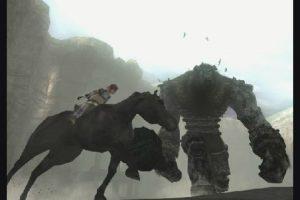 """5. Shadow of the Colossus De los mismos creadores del histórico Ico, en este videojuego del 2005 se debe destruir a 16 gigantes para resucitar a la amada del personaje principal. Melissinos opina que es un """"importante trabajo de arte"""" por el problema ético que enfrenta el jugador al matar a esos majestuosos gigantes que no son culpables de nada.. Imagen Por:"""