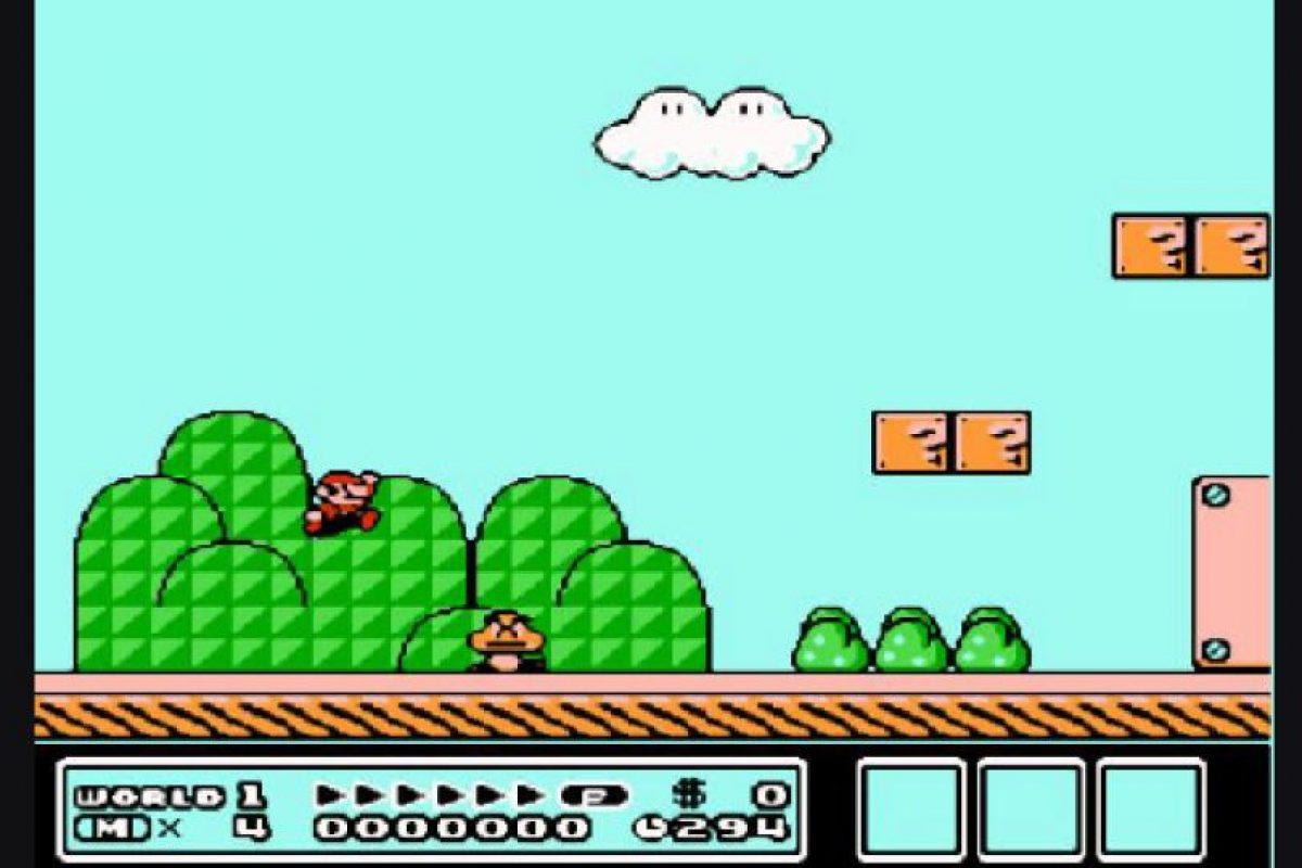 2. Super Mario Brothers 3 Es la mejor versión de la época de 8 bits de Mario y se convirtió en la línea base para los próximos juegos de Mario. El juego, que salió a la venta en 1990 enEstados Unidos, tenía un mapa del mundo que permitía al jugador ver la amplitud de la tierra que atravesaba.. Imagen Por: