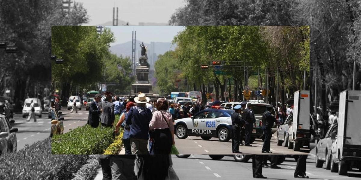 Se registran por lo menos dos réplicas en México tras el sismo de 7,8 grados