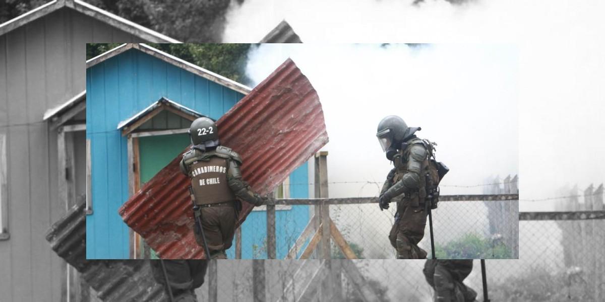 Director General de Carabineros admite que existió violencia en Aysén