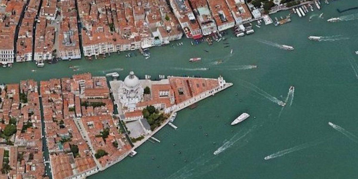 Las 10 mejores fotos tomadas por Google Earth
