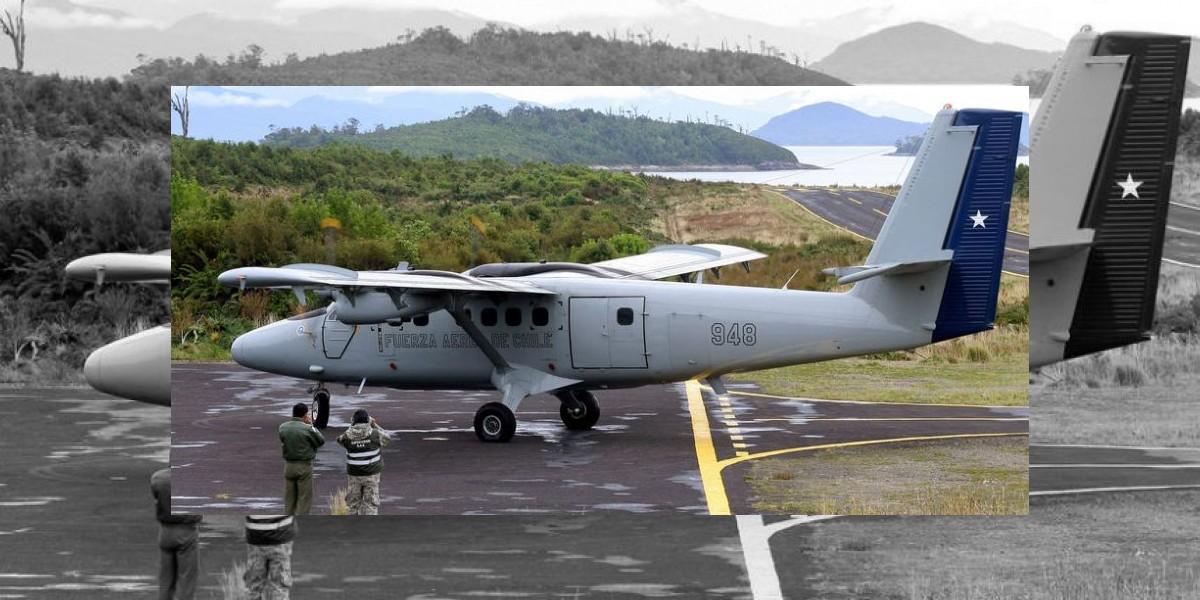 Confirman hallazgo de avión ambulancia que cayó en Aysén