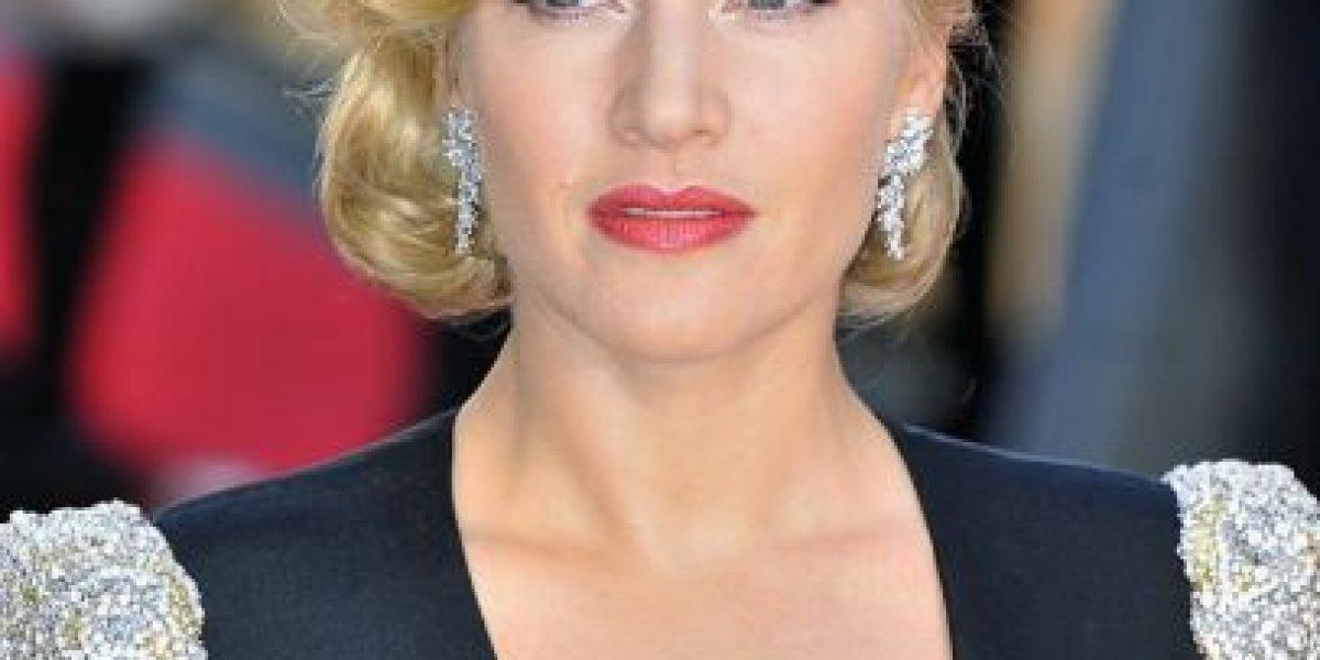 [FOTOS] Así luce Kate Winslet a su llegada al estreno de Titanic 3D