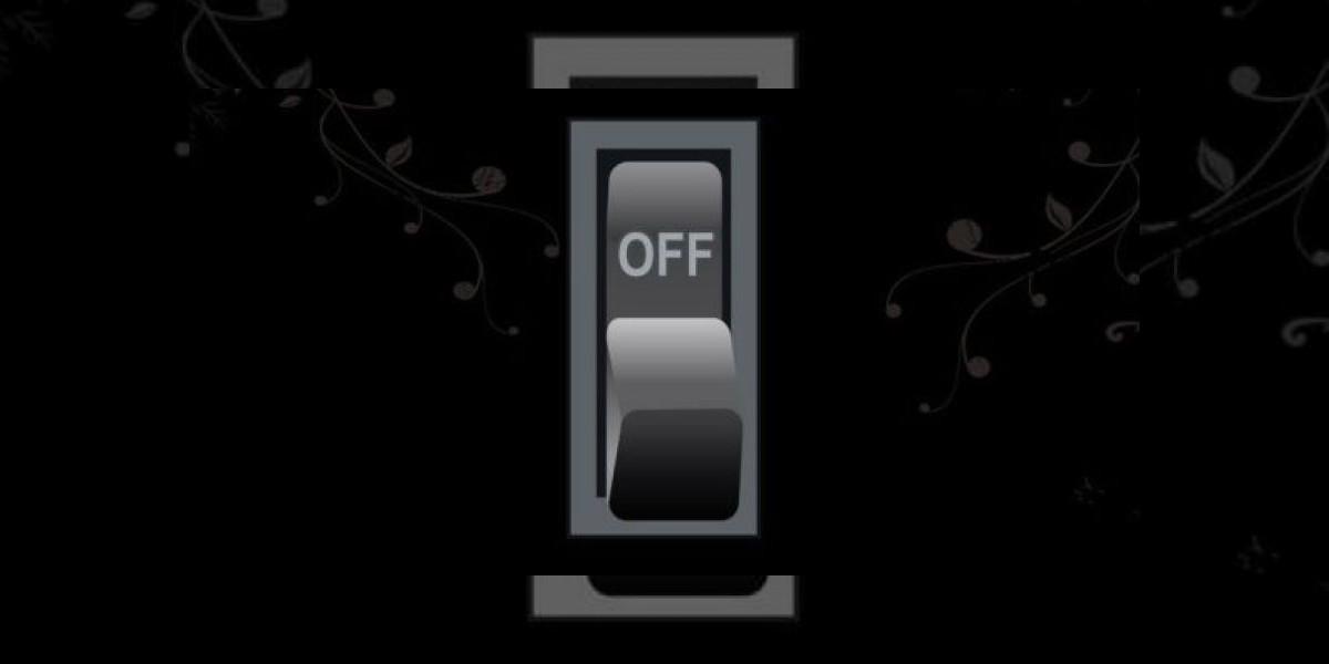 Únete a nuestro blackout el próximo sábado