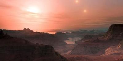 Descubren miles de millones de planetas rocosos en torno a enanas rojas