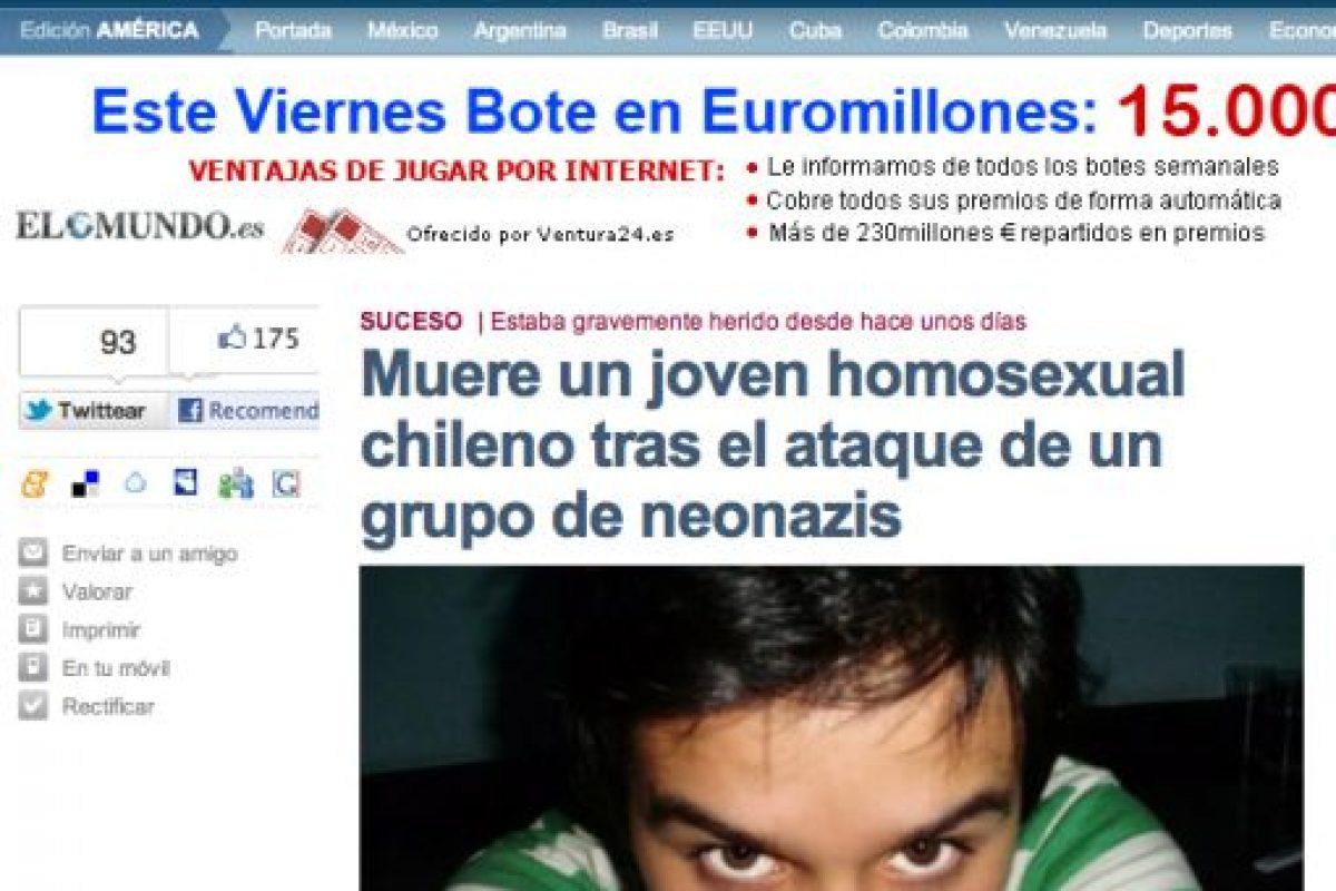 Foto:El Mundo de España. Imagen Por:
