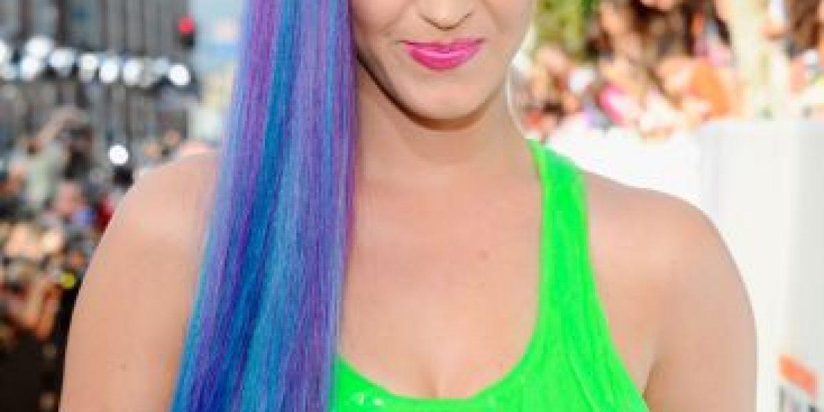 [FOTOS] Katy Perry sorprende con