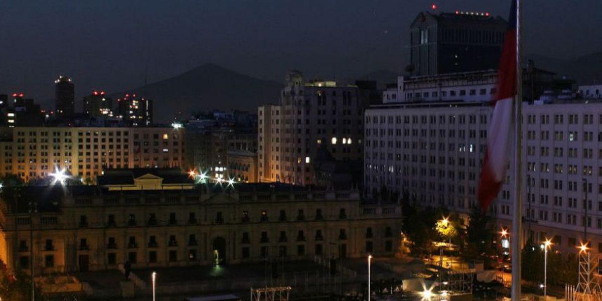 [FOTOS] Chile también fue parte del apagón mundial por