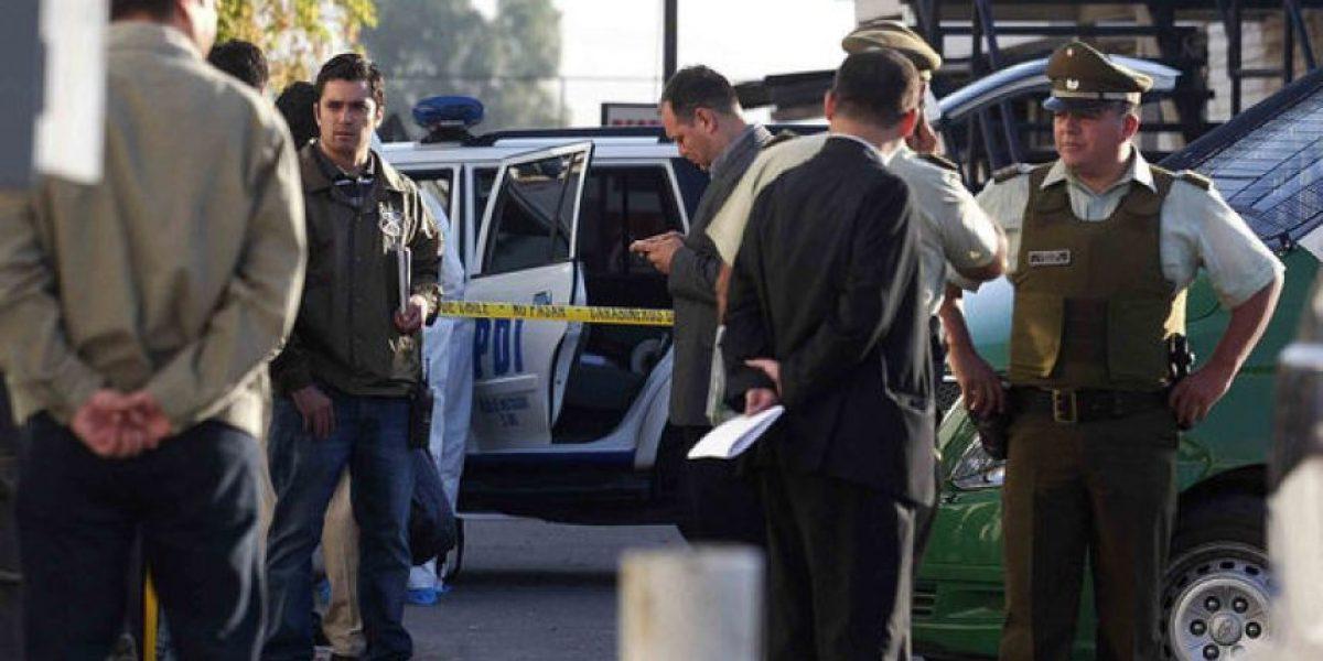 [FOTOS] Confusa balacera entre Carabinero y PDI: Uniformado muerto tenía sólo 21 años