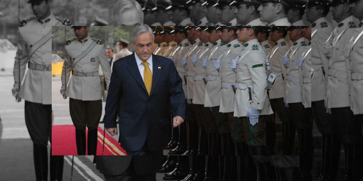 Adimark: Conflicto de Aysén marca caída de aprobación de Piñera en 4 puntos