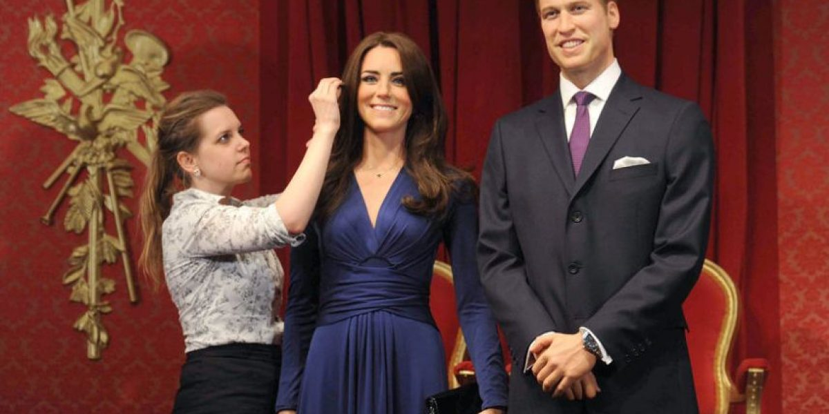 [FOTOS] Catalina y Guillermo de Inglaterra ya tiene sus