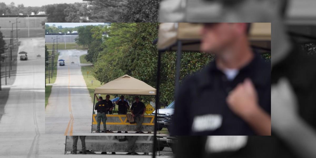 Insólito: Un policía se salvó de la muerte gracias a que su placa detuvo un disparo