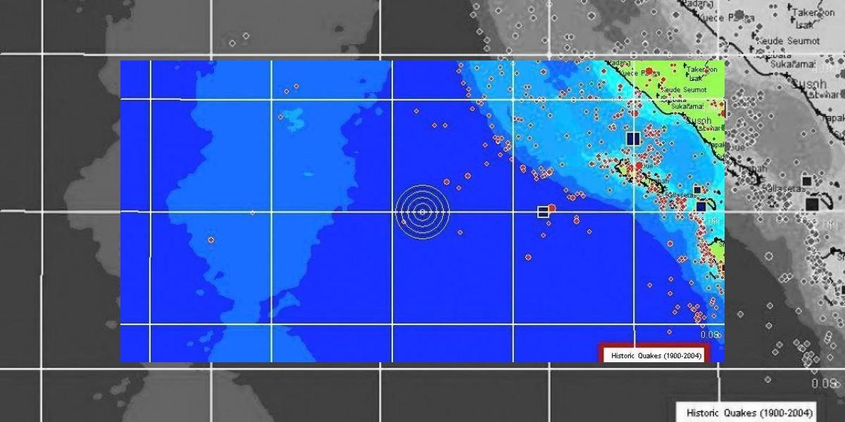 Dos alertas de tsunami en apenas unas horas causan pánico en el Índico