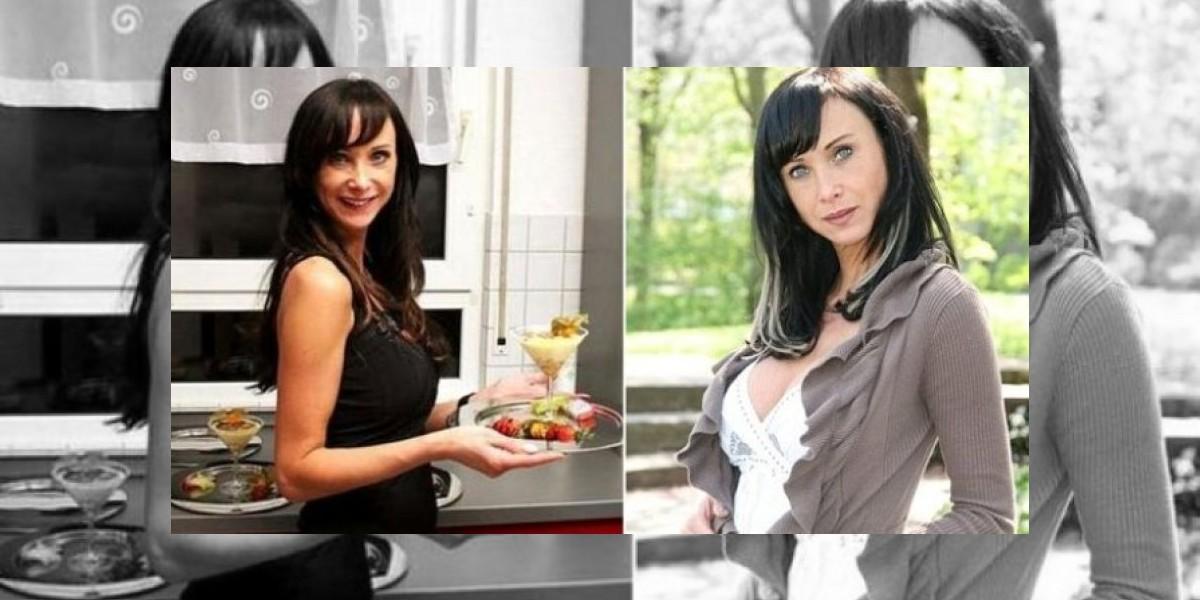 Triste historia de modelo alemana que se suicidó tras participar en un programa de cocina