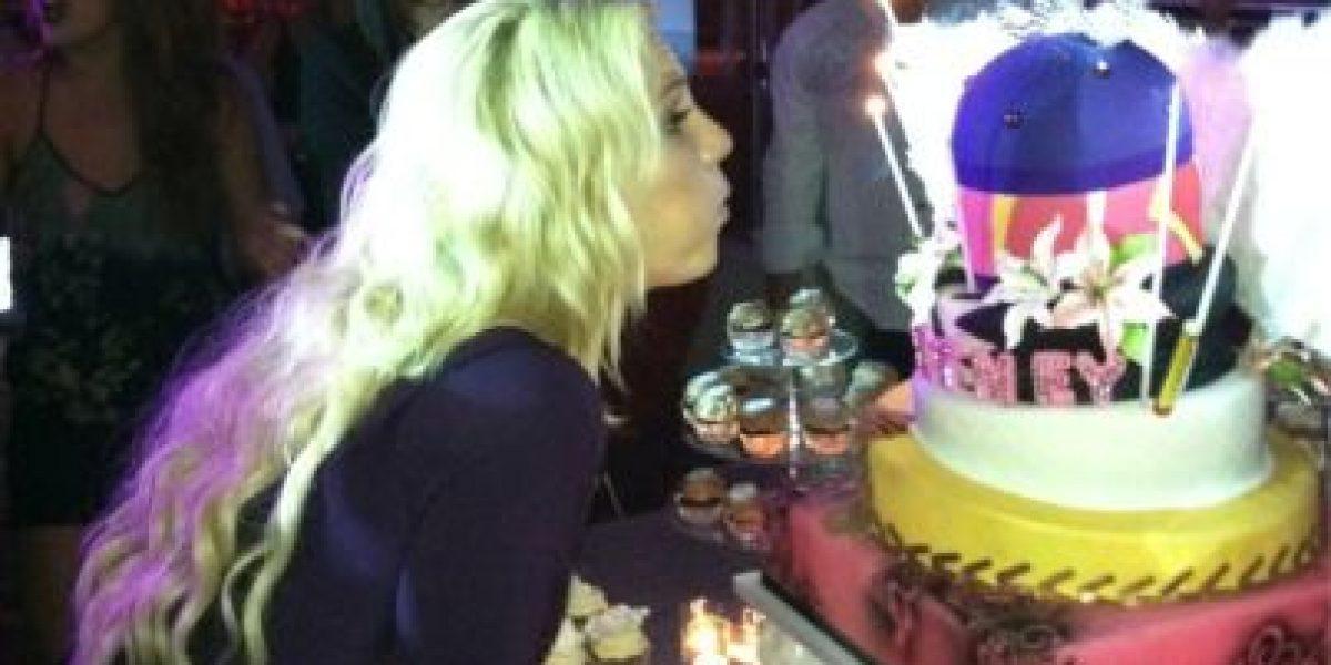 [FOTOS] Las imágenes de Britney Spears en Twitter