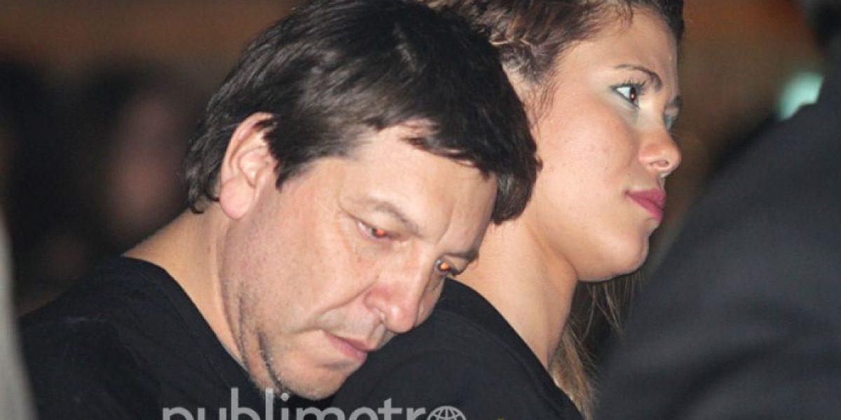 Captamos a Julio César Rodríguez y Laura Prieto en romántica velada