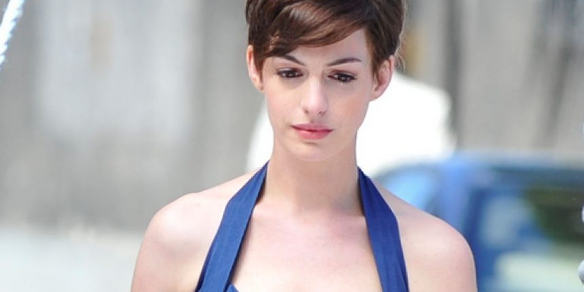 [FOTOS] A lo Anne Hathaway, las famosas que causaron furor con el pelo corto