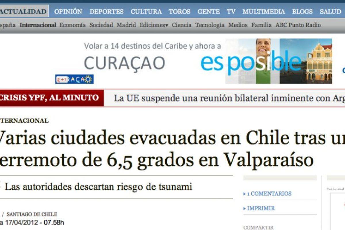 Foto:ABC de España. Imagen Por: