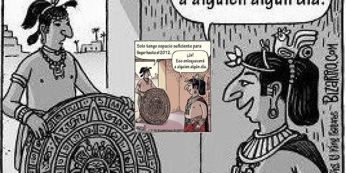 [FOTO] El origen de la profecía maya