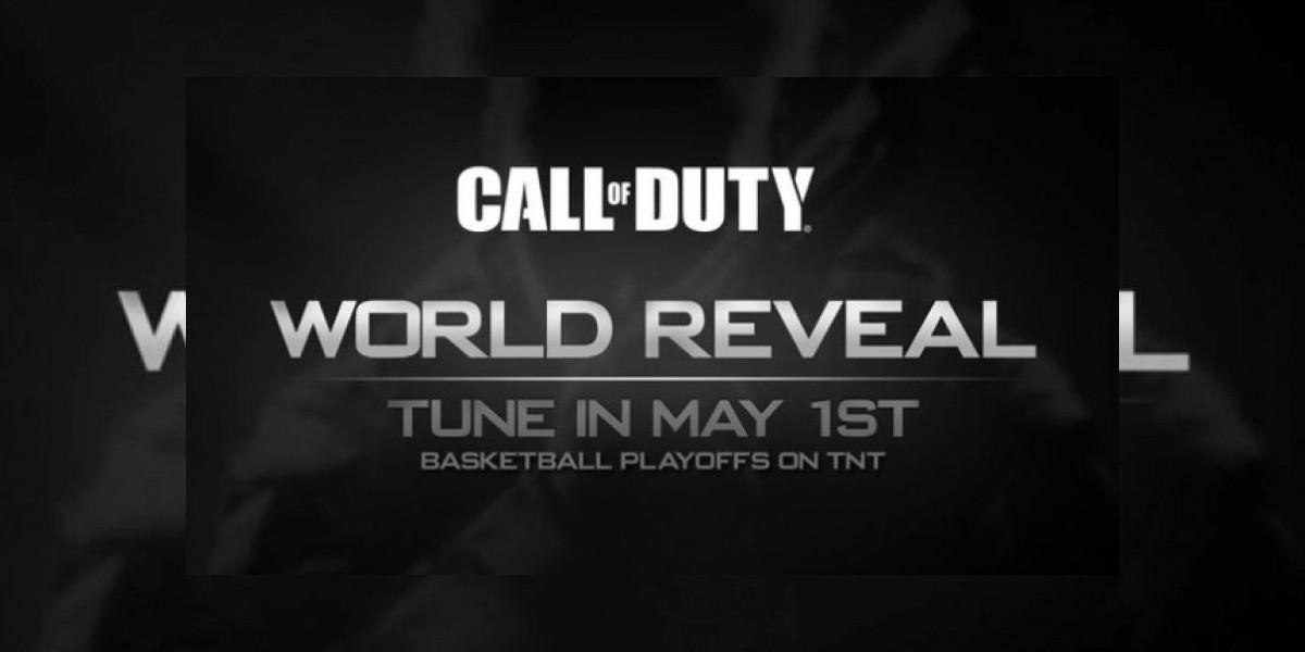 Anuncio del nuevo Call of Duty se hará el 1 de mayo