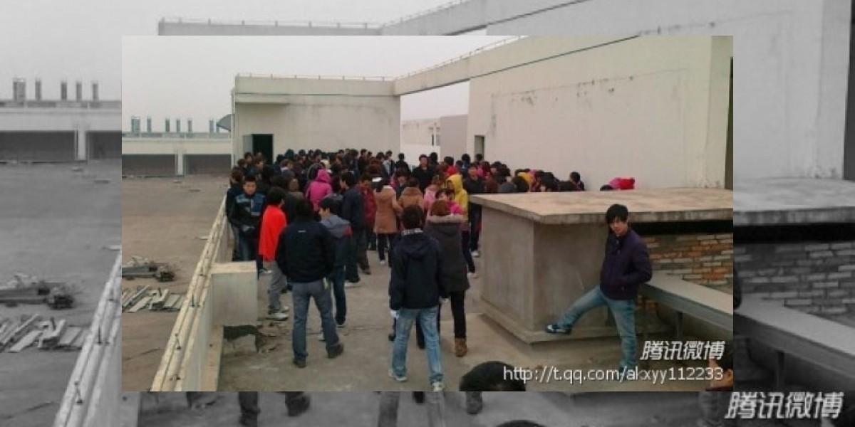 China: Empleados que fabrican Xbox 360 amenazan con suicidio