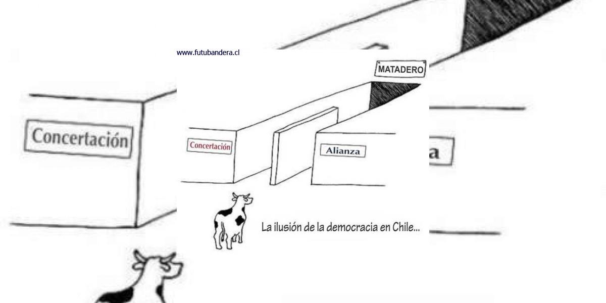 La ilusión de la democracia en Chile