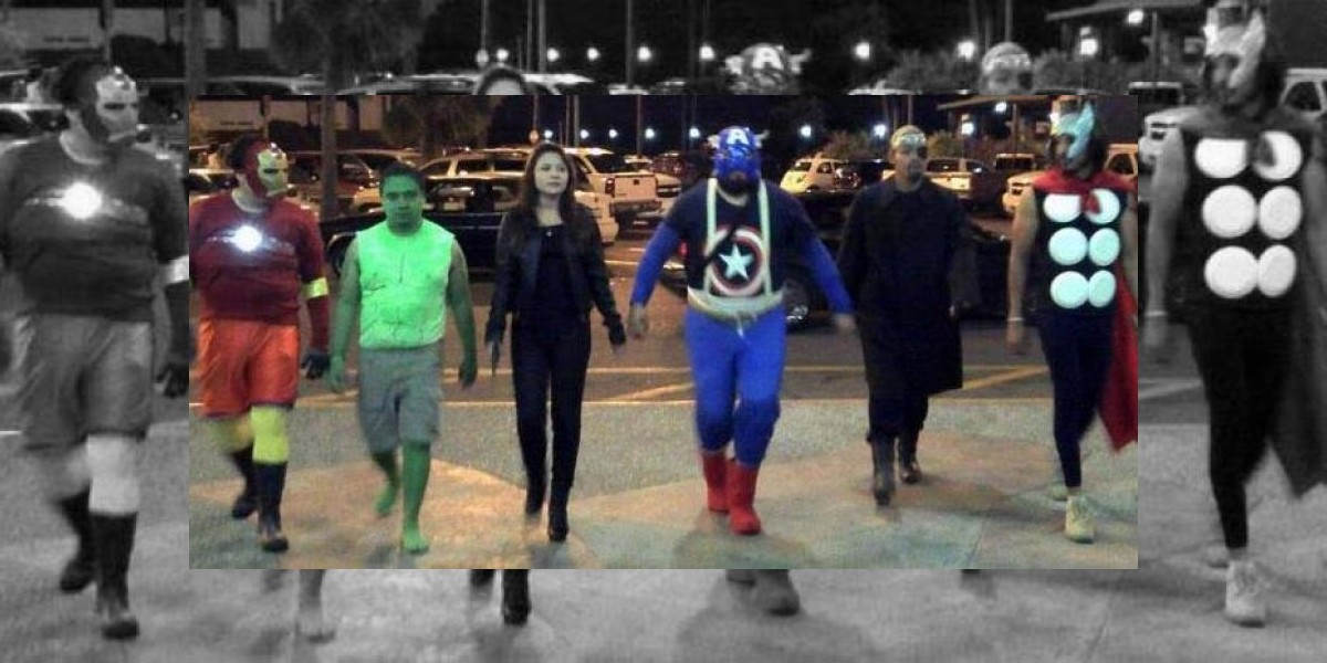 The Avengers pero