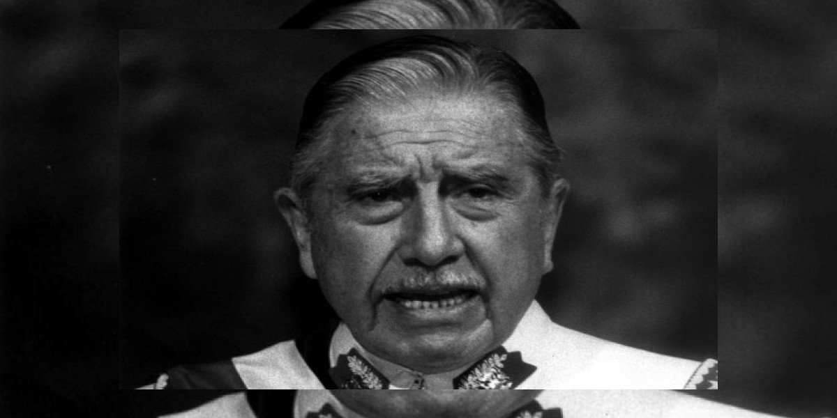 Levantan embargo a depósito de Pinochet para pagar contribuciones