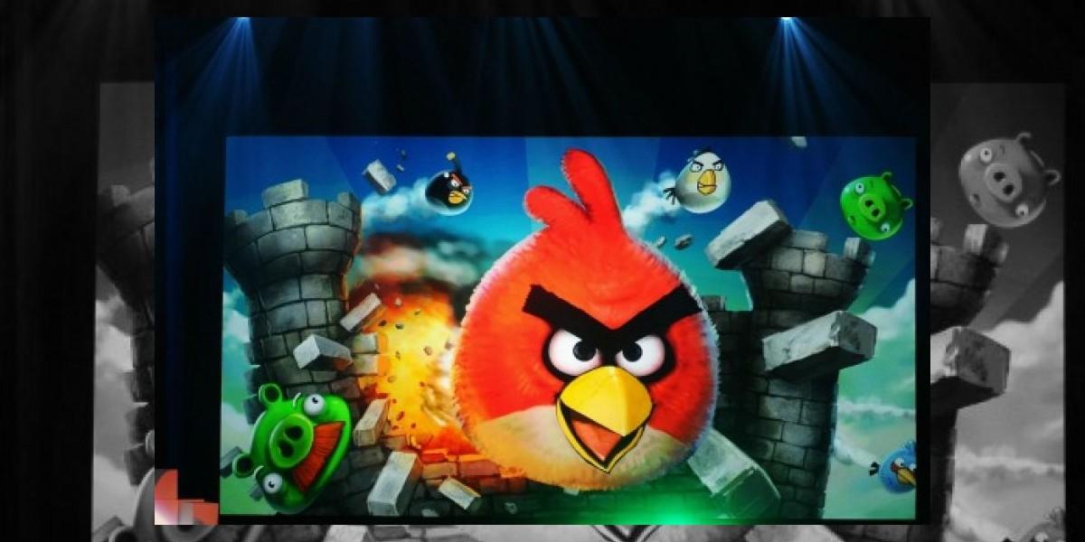 Angry Birds Space alcanza 50 millones de descargas