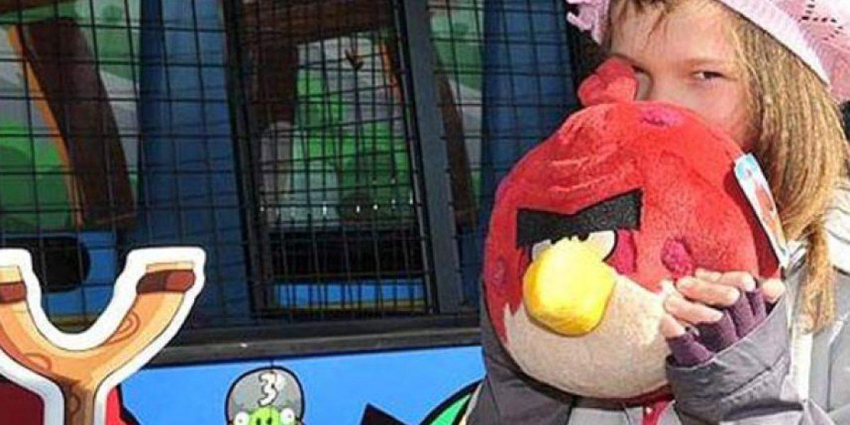 [FOTOS] Angry Birds ya tiene su propio parque temático